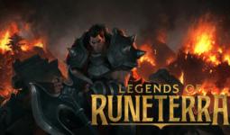 Legends of Runeterra Açık Beta Tarihi