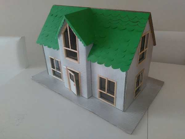 Maket Ev Yapımı Modelleri 1