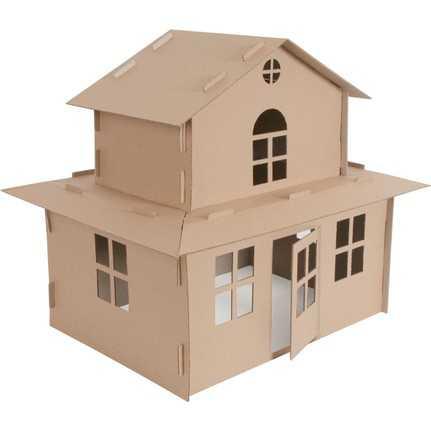 Maket Ev Yapımı Modelleri 2