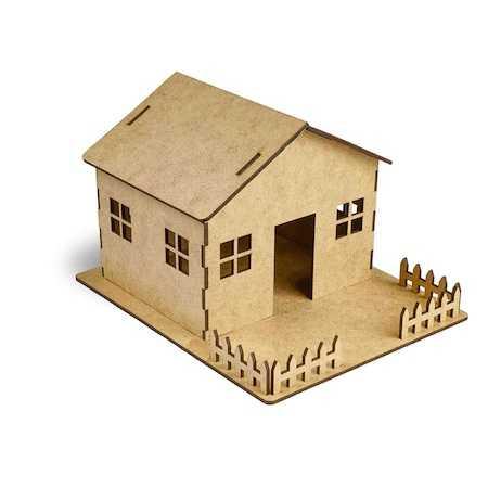 Maket Ev Yapımı Modelleri 3