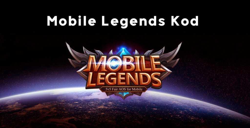 Mobile Legends Kod