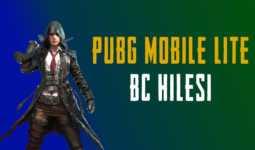 PUBG Mobile Lite BC Hilesi (2020)