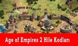 Age of Empires 2 Hile Kodları, Güncel (2020)