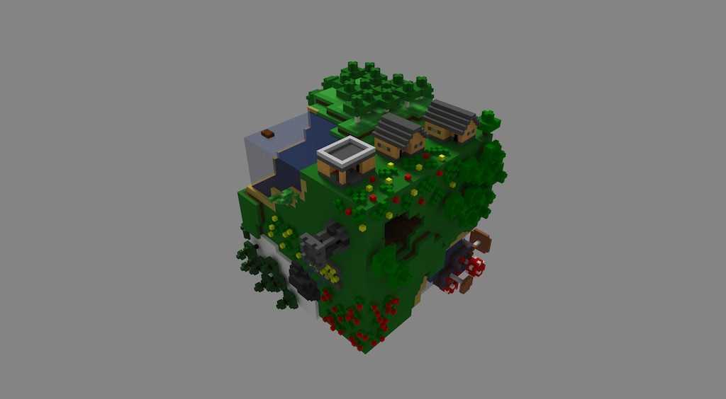 Minecraft Özellikleri
