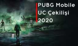 PUBG Mobile UC Çekilişi 2020