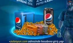 Zula Pepsi Kodu Bedava Nasıl Girilir? (2020)