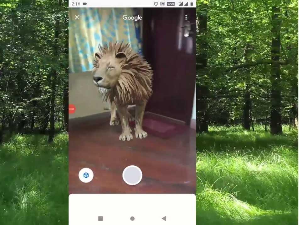 Aslan View in 3D