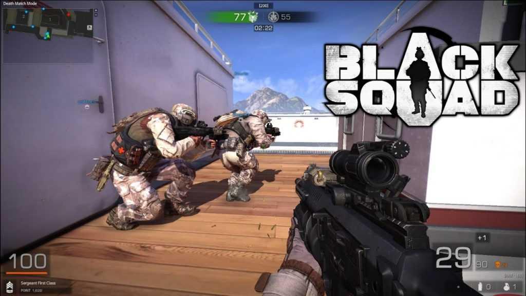 Black Squad Sistem Gereksinimleri