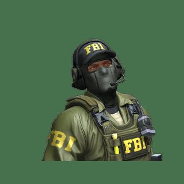 CS:GO Karakter Fiyatları Ajan - FBI SWAT