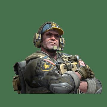 CS:GO Karakter Fiyatları Binbaşı Ricksaw - NSWC SEAL