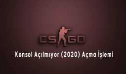 CS:GO Konsol Açılmıyor (2020) Açma İşlemi