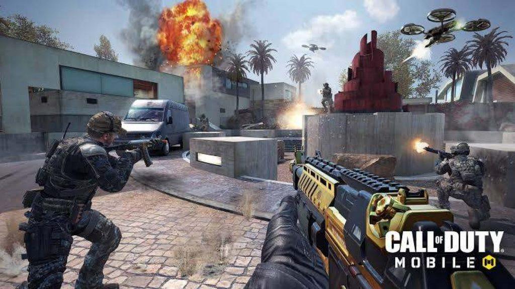 PUBG Benzeri Oyunlar Mobil: Call of Duty Mobile