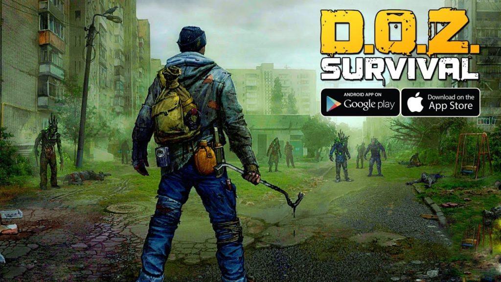 PUBG Benzeri Oyunlar Mobil: Dawn of Zombies: Survival