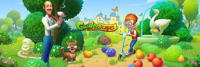 Gardenscapes Hile