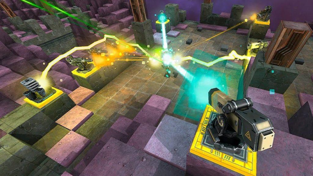 Minecraft Benzeri Oyunlar: Block Fortress