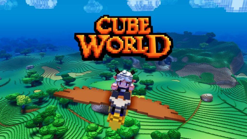 Minecraft Benzeri Oyunlar: Cube World