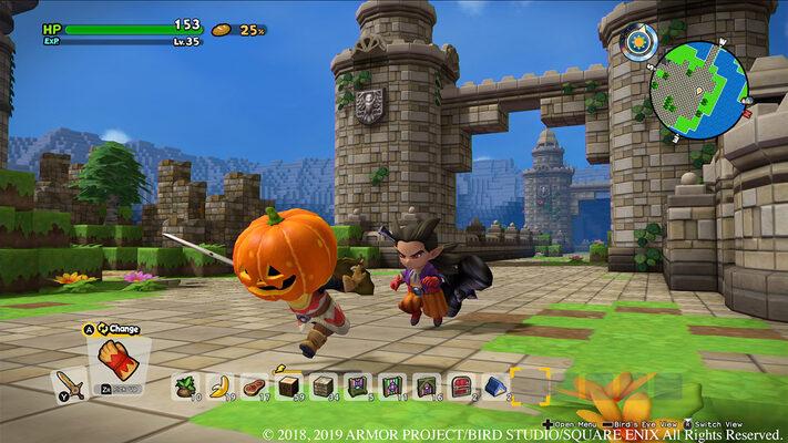 Minecraft Benzeri Oyunlar: Dragon Quest Builders 2