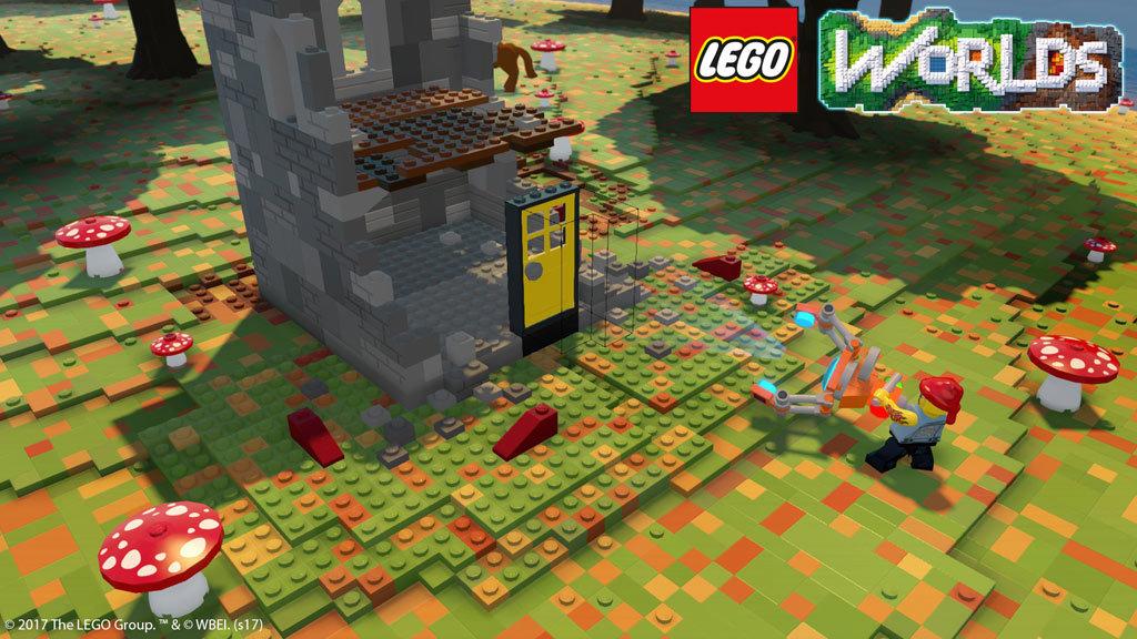 Minecraft Benzeri Oyunlar: Minecraft Benzeri Oyunlar: Lego Worlds