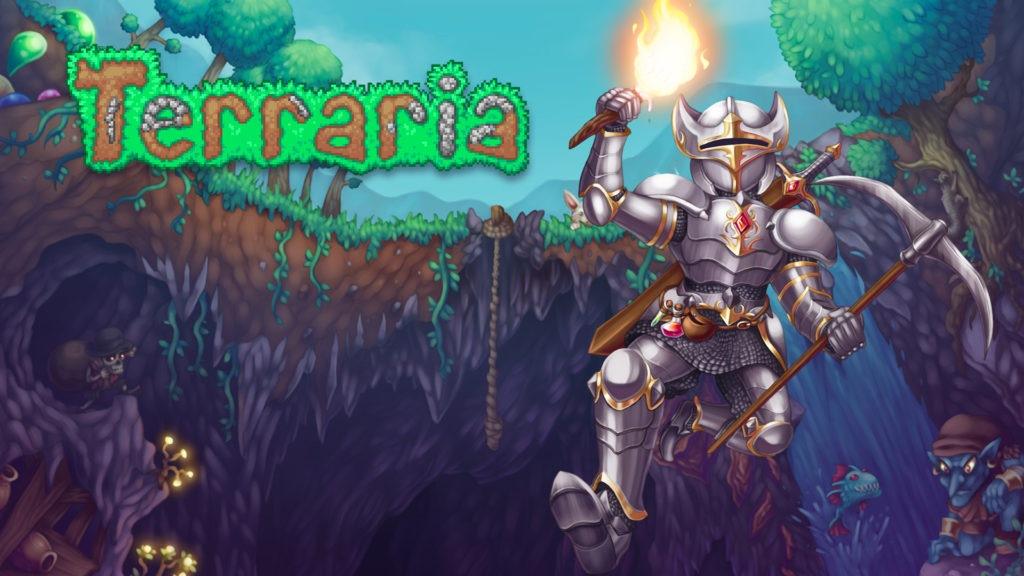 Minecraft Benzeri Oyunlar: Terraria