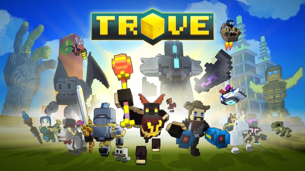 Minecraft Benzeri Oyunlar: Trove