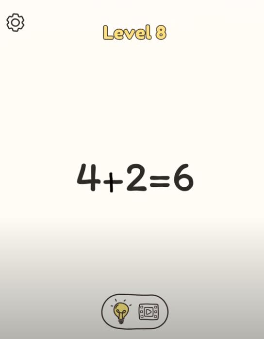DOP: Draw One Part Cevapları - Level 8