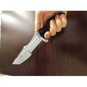 CS:GO Bıçakları: Gümüş Gri HUNSTMAN