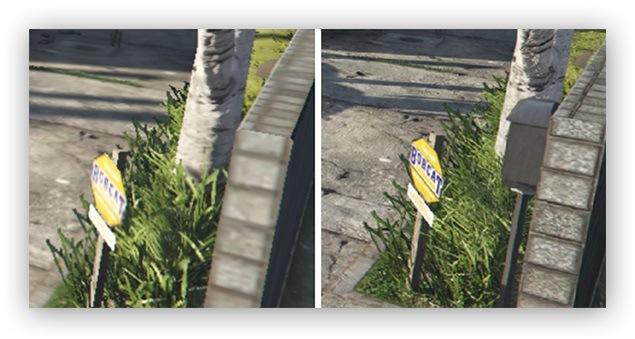 GTA 5 Düşük ve Yüksek Doku Görüntü Ayarları
