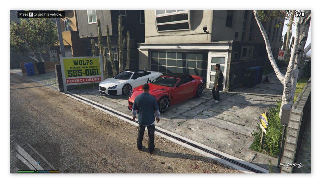 GTA 5 En Yüksek Görüntü Ayarları
