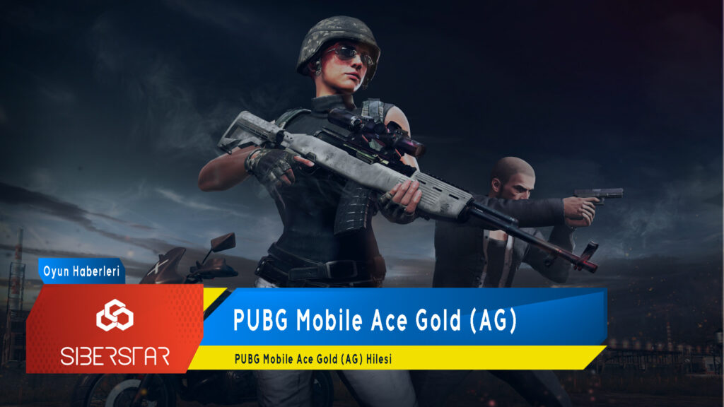 PUBG Mobile Ace Gold (AG) Hilesi