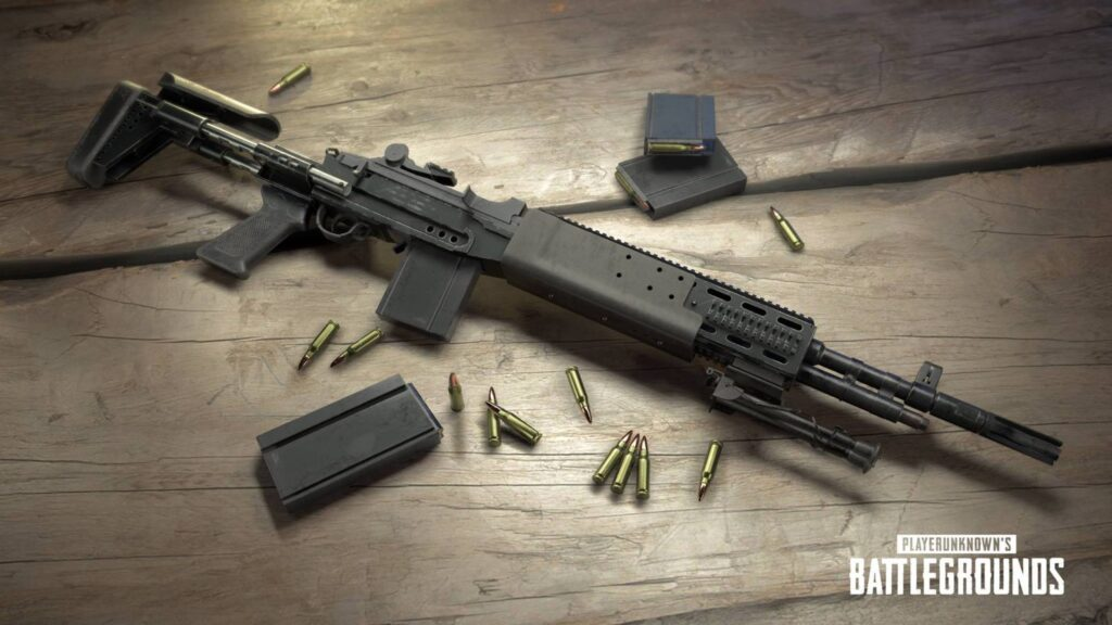PUBG Mobile Silah Hasarları