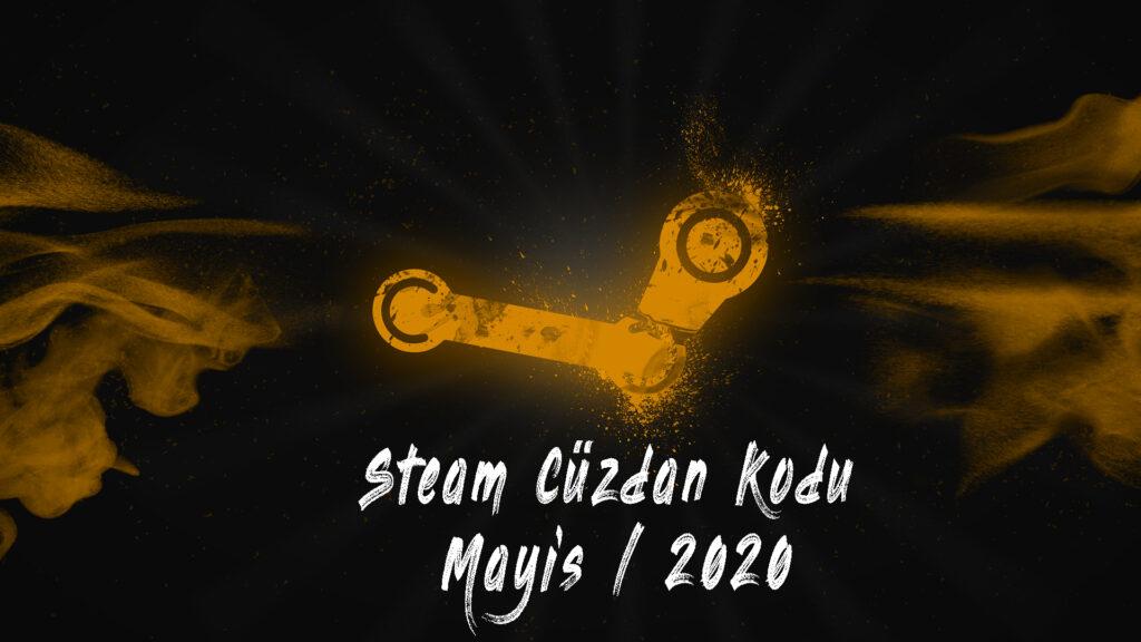 Steam Cüzdan Kodu Bedava 2020 Mayıs