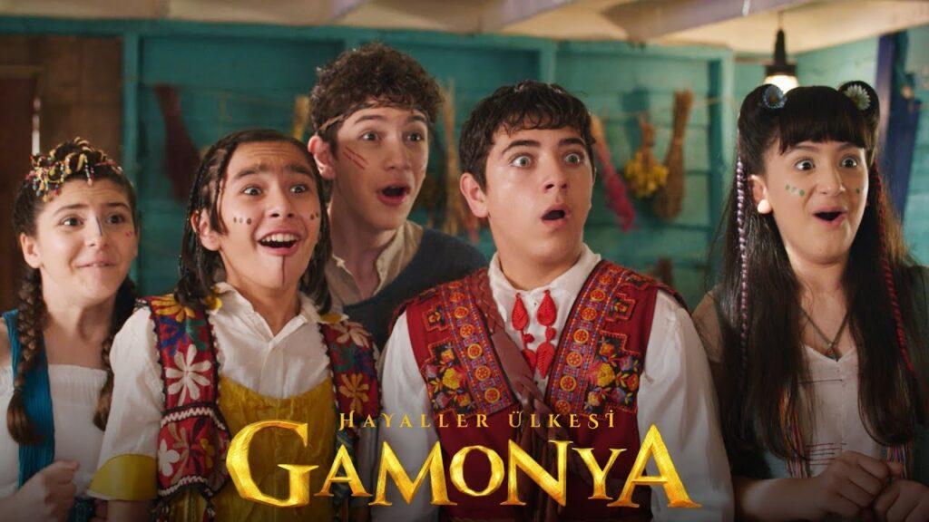 Gamonya: Hayaller Ülkesi Google Drive İzle