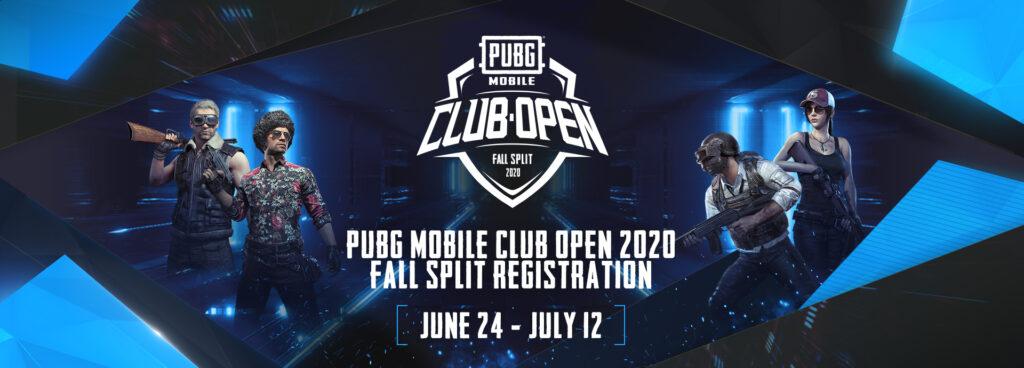 PUBG Mobile Club Open 2020 Kayıt