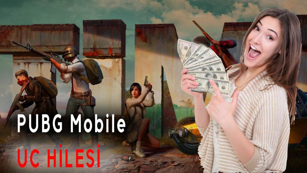 PUBG Mobile UC Hilesi 2020