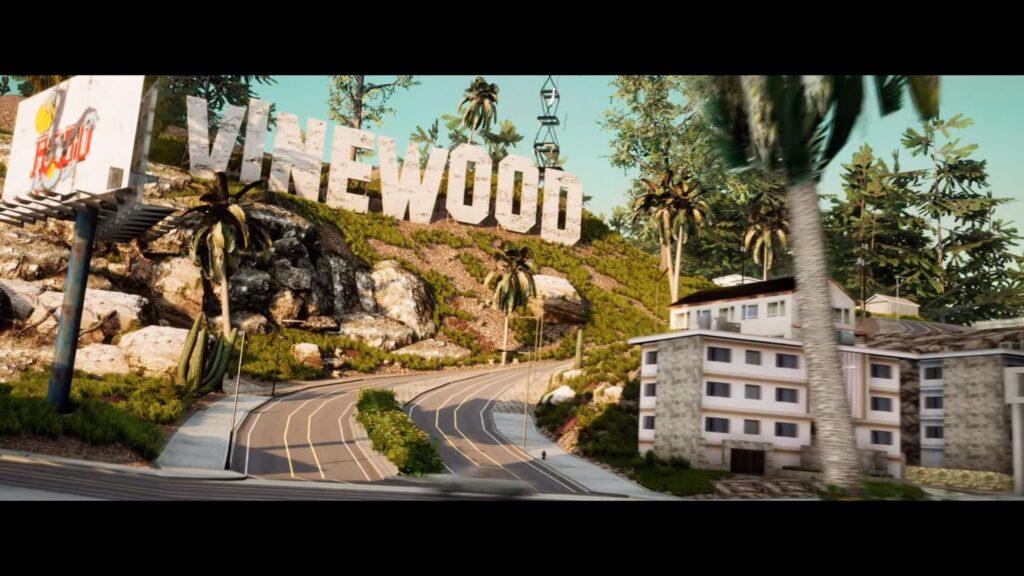 GTA San Andreas: Unreal Engine 4 İndir