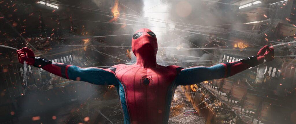 En İyi Netflix Filmleri: Örümcek Adam Eve Dönüş