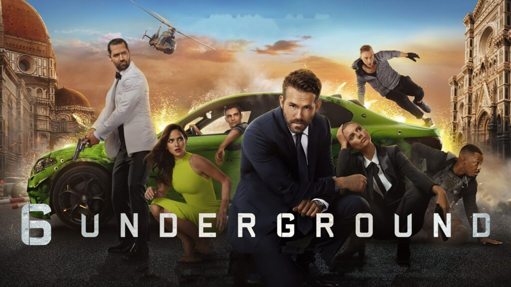 En İyi Netflix Filmleri: 6 Underground
