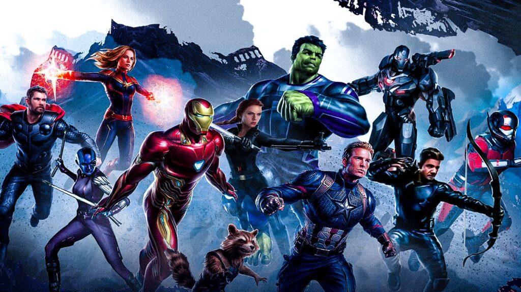 Avengers Endgame Google Drive