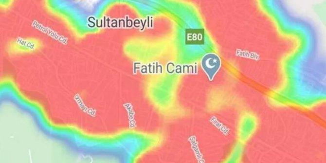 Hayat Eve Sığar İstanbul Haritasındaki Renklerin Anlamı
