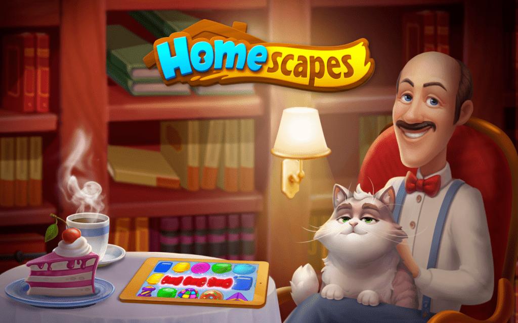 Homescapes PC İndir