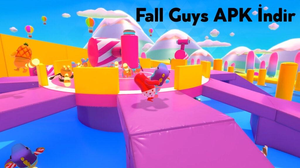 Fall Guys APK İndir