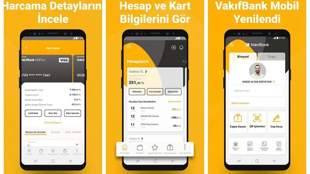 VakıfBank Mobil Bankacılık Nedir?