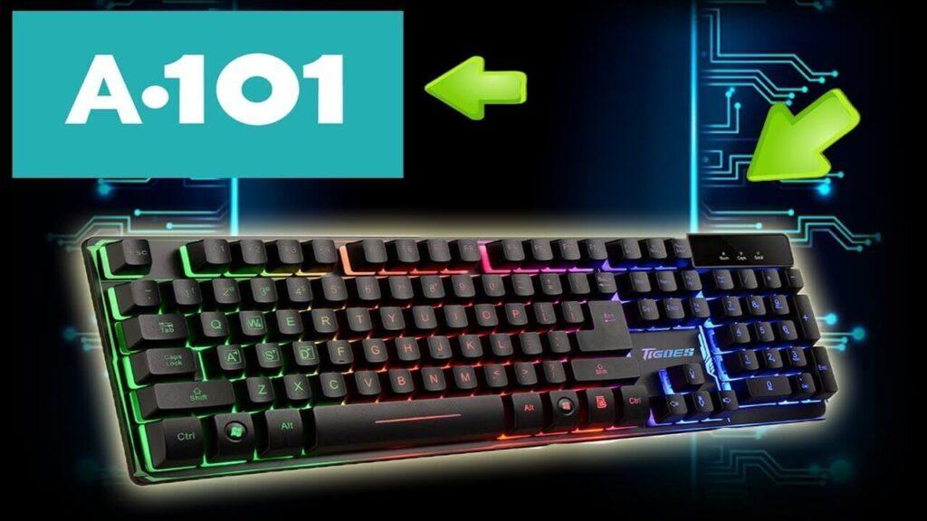 A101 Piranha Klavye 2345 Fiyatı