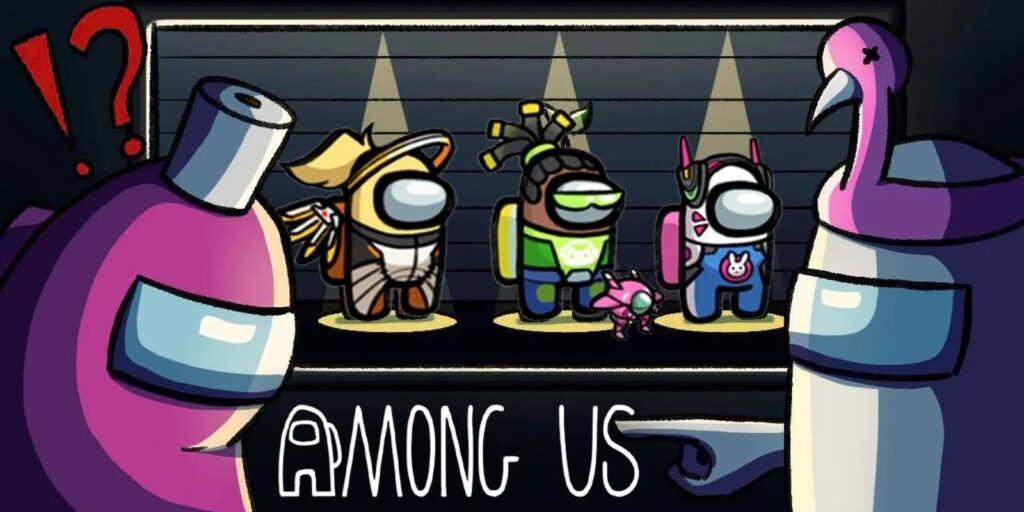 Among Us Kostüm Hilesi