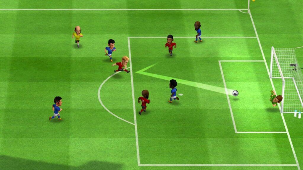 Mini Football Hile