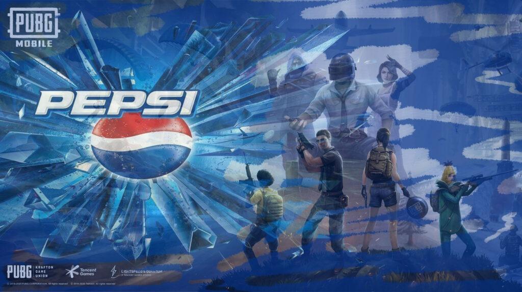 PUBG Mobile Bedava Pepsi Kodu