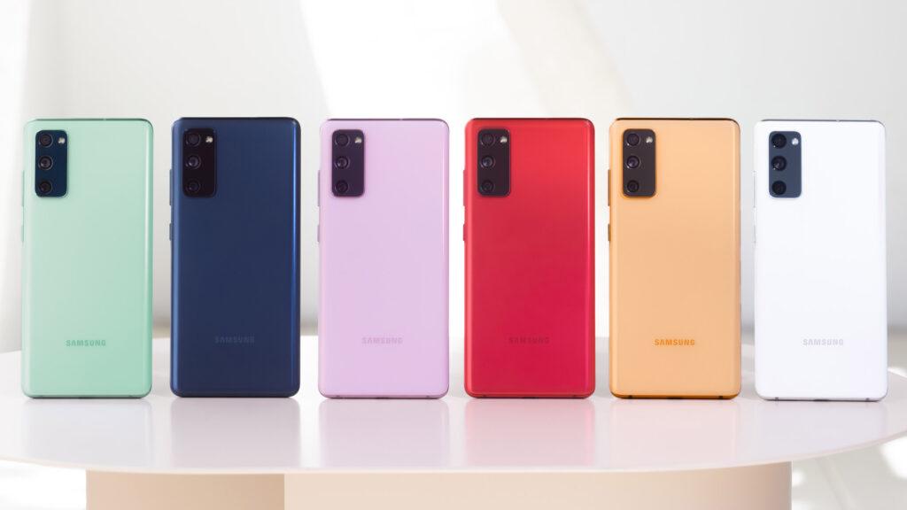 Samsung S20 Fe Eski Telefonu Getir Kampanyası