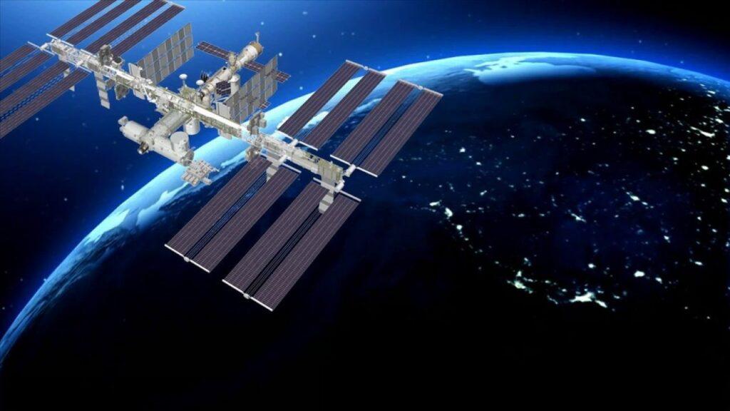Uluslararası Uzay İstasyonu (ISS) Nerede?
