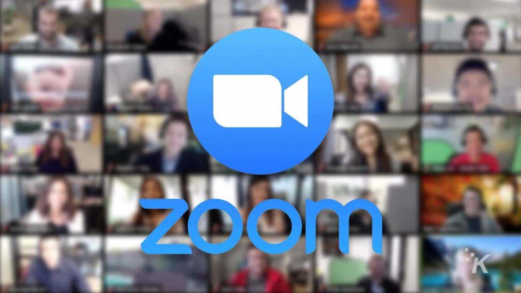 Zoom da Ses Açma İşlemi
