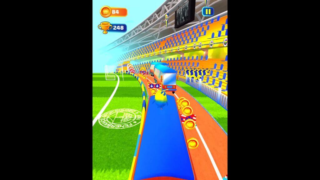 Fenerbahçe Fubo Runner APK